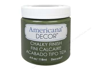 Americana: DecoArt Americana Decor Chalky Finish 4oz Enchanted