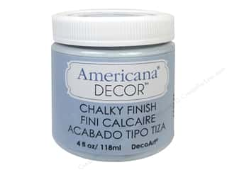 Decoart Home Decor: DecoArt Americana Decor Chalky Finish 4oz Serene