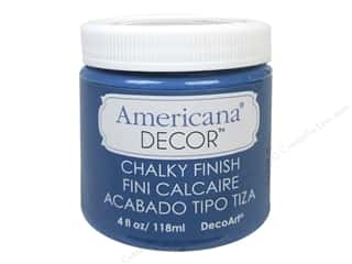 Finishes 4 oz: DecoArt Americana Decor Chalky Finish 4oz Legacy