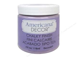 Americana Craft & Hobbies: DecoArt Americana Decor Chalky Finish 4oz Remembrance