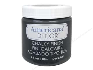 Finishes 4 oz: DecoArt Americana Decor Chalky Finish 4oz Relic