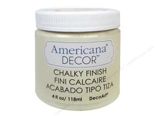 DecoArt Americana Decor Chalky Finish 4oz Whisper
