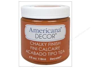 DecoArt Americana Decor Chalky Finish 4oz Heritage