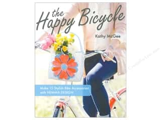 Potter Publishing Purses & Totes Books: Stash By C&T The Happy Bicycle Book