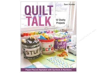 Patterns ABC & 123: Stash By C&T Quilt Talk Book