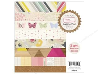 Crate Paper Pad 6 x 6 in. Notes & Things