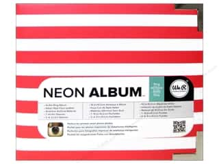 "We R Memory Photo Sleeve Instagram: We R Memory Album 4""x 4"" Instagram Neon Pink"