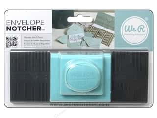 2013 Crafties - Best Adhesive Scrapbooking & Paper Crafts: We R Memory Punch Envelope Notcher