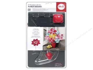 Brand-tastic Sale We R Memory Keepers: We R Memory Punch Board Pinwheel