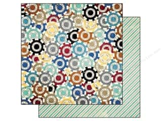 Bunny Hill Designs Clearance Patterns: Bo Bunny 12 x 12 in. Paper Wild Card Cash Out (25 pieces)