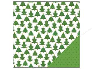 Star Thread Clearance Crafts: American Crafts 12 x 12 in. Paper Be Merry Trim The Tree (25 pieces)
