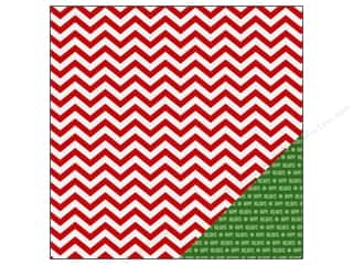 American Crafts 12 x 12 in. Paper Be Merry Holiday Cheer (25 piece)