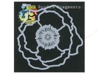 Craft & Hobbies The Crafters Workshop Stencil: The Crafters Workshop Stencil Rhonda's Fragments Poppy