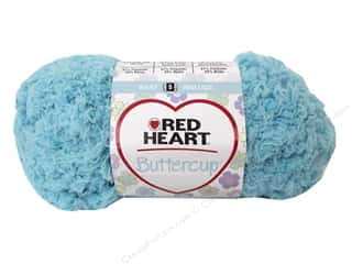 C&C Red Heart Buttercup Yarn 1.76oz Pool