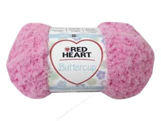 C&C Red Heart Buttercup Yarn 1.76oz Ballet Slipr