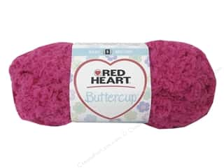 C&C Red Heart Buttercup Yarn 1.76oz Flirty