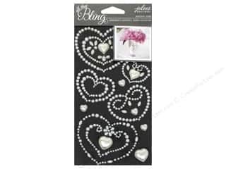 2013 Crafties - Best Adhesive: EK Jolee's Boutique Bling Gems Wed Heart Pearl