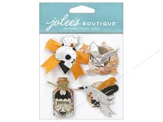 Halloween Spook-tacular EK Jolee's Boutique: EK Jolee's Boutique Vintage Metallic Charms