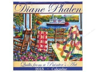 Quilts From A Painter's Art Calendar 2015