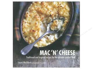 Ryland Peters & Small Gifts: Ryland Peters & Small Mac N Cheese Book