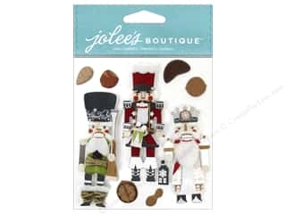 EK Success EK Jolee's Stickers: EK Jolee's Boutique Nutcrackers