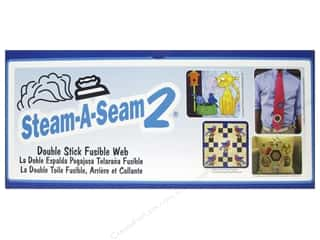 "Sale Glues/Adhesives: Steam-A-Seam 2 Fusible Web 12""x 40yd Box (40 yards)"