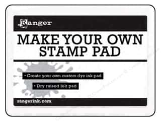 Stamping Ink Pads $5 - $6: Ranger Essentials Make Your Own Stamp Pad