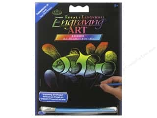 Foil Kits: Royal Engraving Art Mini Clownfish