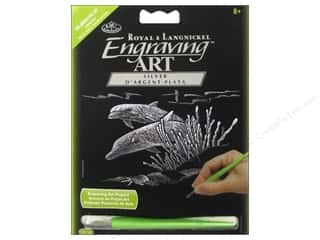 Rub-Ons Tool Sets: Royal Engraving Art Mini Dolphin Reef