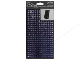 EK Jolee's Boutique Bling Sheet Purple