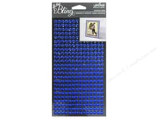 EK Jolee's Boutique Bling Sheet Cobalt