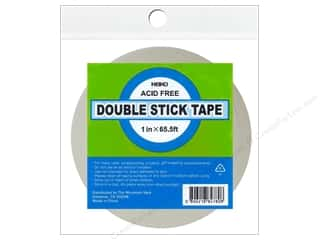 "Heiko Double Stick Tape 1""x 65.5'"
