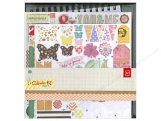 2013 Crafties - Best Adhesive: BasicGrey Calendar Kit 2015