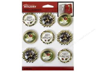 Holiday Gift Idea Sale: Jolee's Boutique Stickers Holiday Baubles Repeats