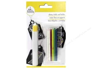 Pencils New: EK Chalk Holder Set Skinny 7pc