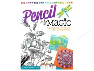Books & Patterns Design Originals Books: Design Originals Pencil Magic Book
