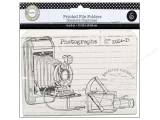 Brazabra Corp $3 - $4: Canvas Corp Printed File Folders 4 x 6 in. Farmhouse Kitchen Photographs