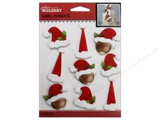 Jolee's Boutique Stickers Holiday Santa Repeat