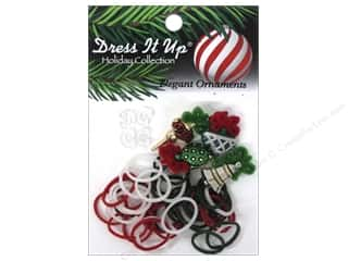 Jesse James Buttons Basic Components: Jesse James Kit Rubber Bands Elegant Ornaments