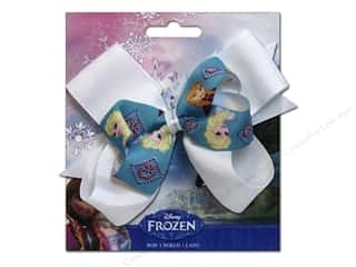 Simplicity Trim Basic Components: Simplicity Hair Bow Grosgrain Disney Frozen Elsa/Anna
