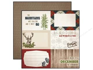 Carta Bella 12 x 12 in. Paper Warm And Cozy 4 x 6 Journal (25 piece)