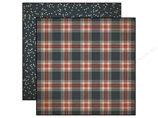 Carta Bella Winter: Carta Bella 12 x 12 in. Paper Warm And Cozy Snowed In (25 sheets)