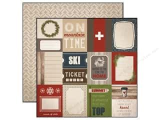Carta Bella 12 x 12 in. Paper Warm And Cozy 3 x 4 Journal (25 piece)
