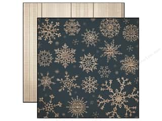 Carta Bella Winter: Carta Bella 12 x 12 in. Paper Warm And Cozy Blizzard (25 sheets)