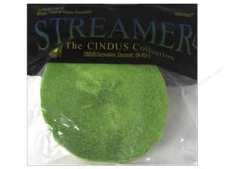 Party & Celebrations $3 - $4: Crepe Paper Streamers by Cindus 1 3/4 in. x 81 ft. Light Green (3 feet)
