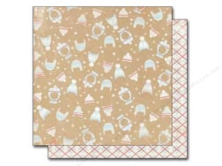 Authentique Winter: Authentique 12 x 12 in. Paper Cozy Bundle (25 pieces)