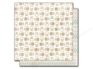 Authentique Animals: Authentique 12 x 12 in. Paper Cozy Nestled (25 pieces)