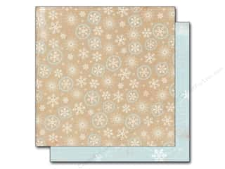 Authentique Winter: Authentique 12 x 12 in. Paper Cozy Flurries (25 pieces)