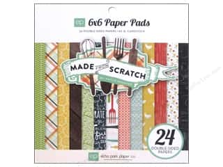 Echo Park Paper Pad 6 x 6 in. Made From Scratch