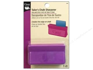 Sharpener Pencil Sharpeners / Chalk Sharpeners: Dritz Tools Tailor's Chalk Sharpener